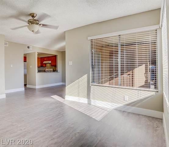 1467 Hialeah Drive D, Las Vegas, NV 89119 (MLS #2250943) :: ERA Brokers Consolidated / Sherman Group