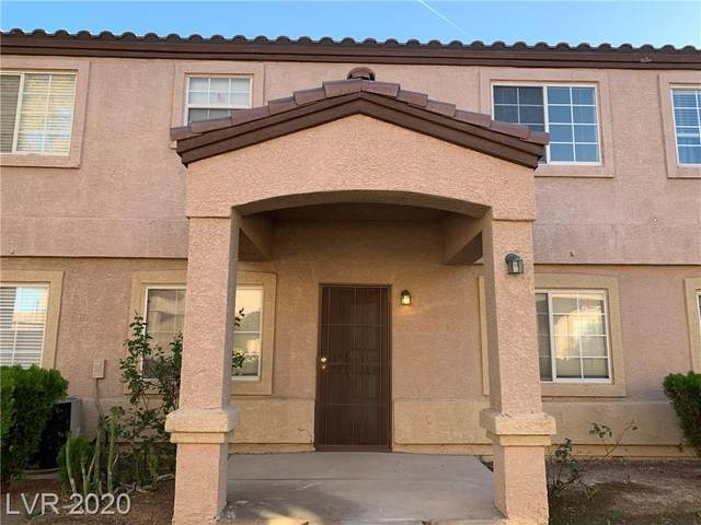 2500 Sierra Bello Avenue #102, Las Vegas, NV 89106 (MLS #2250953) :: Vestuto Realty Group