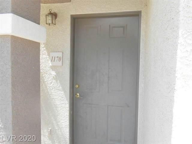 9050 Warm Springs Road #1170, Las Vegas, NV 89148 (MLS #2250954) :: The Lindstrom Group