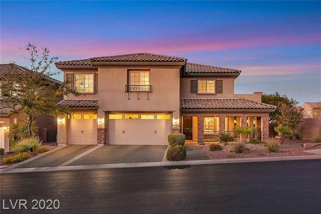 2400 Luberon Drive, Henderson, NV 89044 (MLS #2250958) :: The Mark Wiley Group | Keller Williams Realty SW