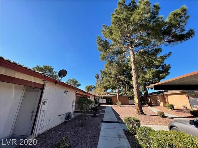 417 Lamb Boulevard B, Las Vegas, NV 89110 (MLS #2250959) :: Signature Real Estate Group