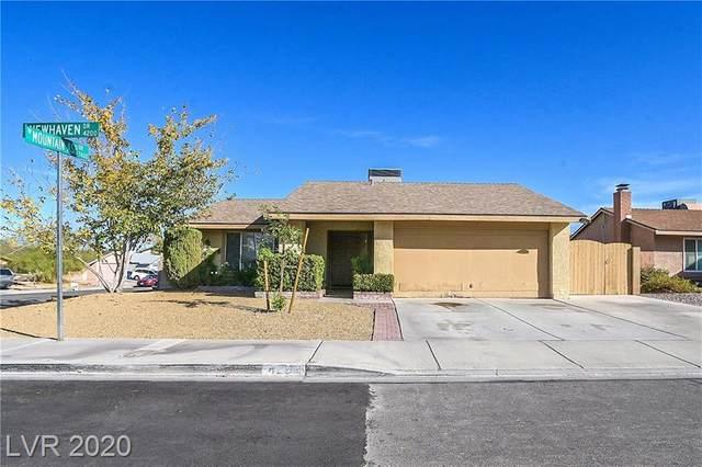4226 Newhaven Drive, Las Vegas, NV 89147 (MLS #2250975) :: Team Michele Dugan
