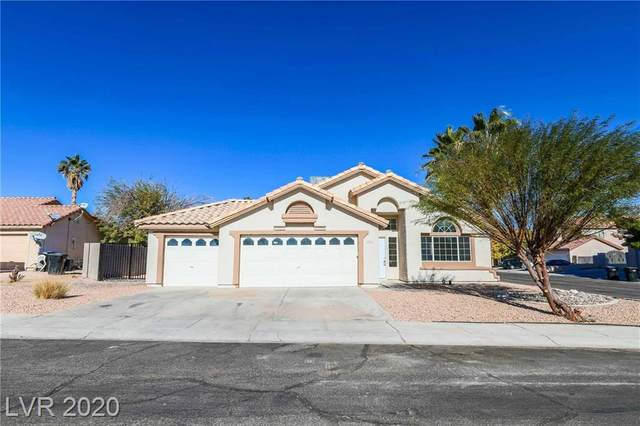 2016 Citrus Grove Court, North Las Vegas, NV 89032 (MLS #2250982) :: Hebert Group | Realty One Group