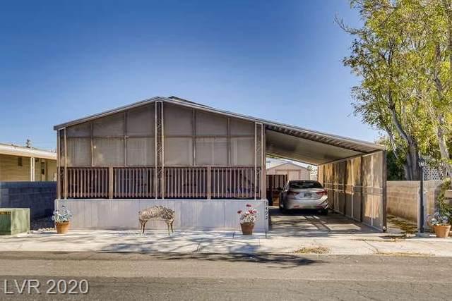 3492 Haleakala Drive, Las Vegas, NV 89122 (MLS #2250991) :: Hebert Group | Realty One Group