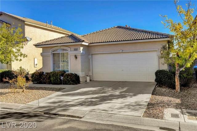 5324 Galanthus Street N/A, Las Vegas, NV 89113 (MLS #2251001) :: ERA Brokers Consolidated / Sherman Group
