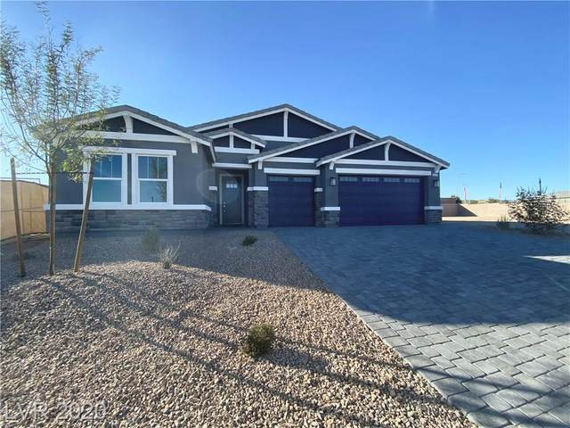 6371 Cascade Peak Court, Las Vegas, NV 89149 (MLS #2251005) :: The Shear Team