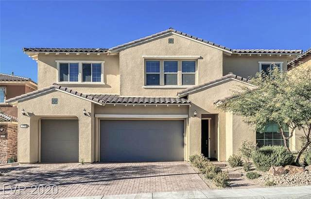429 Rosina Vista Street, Las Vegas, NV 89138 (MLS #2251007) :: The Mark Wiley Group | Keller Williams Realty SW