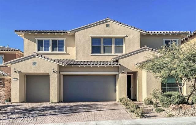 429 Rosina Vista Street, Las Vegas, NV 89138 (MLS #2251007) :: Signature Real Estate Group