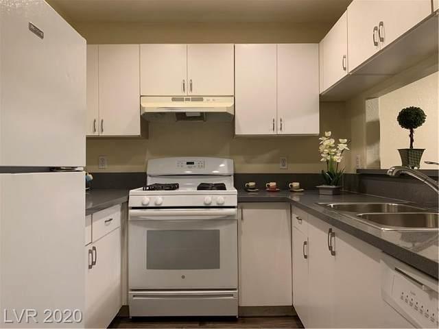 5000 Red Rock Street #220, Las Vegas, NV 89118 (MLS #2251038) :: The Mark Wiley Group | Keller Williams Realty SW