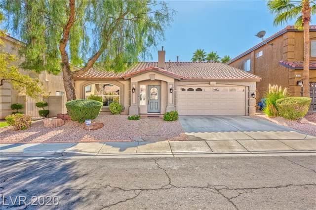 10113 Walhalla Plateau Court, Las Vegas, NV 89148 (MLS #2251051) :: Team Michele Dugan