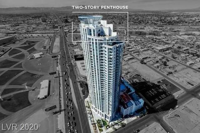 200 Sahara Avenue #4002, Las Vegas, NV 89102 (MLS #2251055) :: The Mark Wiley Group | Keller Williams Realty SW