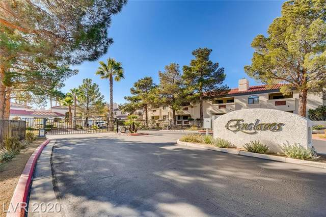 8455 W Sahara Avenue #244, Las Vegas, NV 89117 (MLS #2251056) :: Hebert Group   Realty One Group