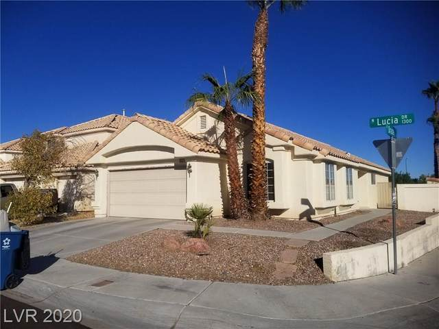 1340 Lucia Drive, Las Vegas, NV 89128 (MLS #2251069) :: The Mark Wiley Group | Keller Williams Realty SW
