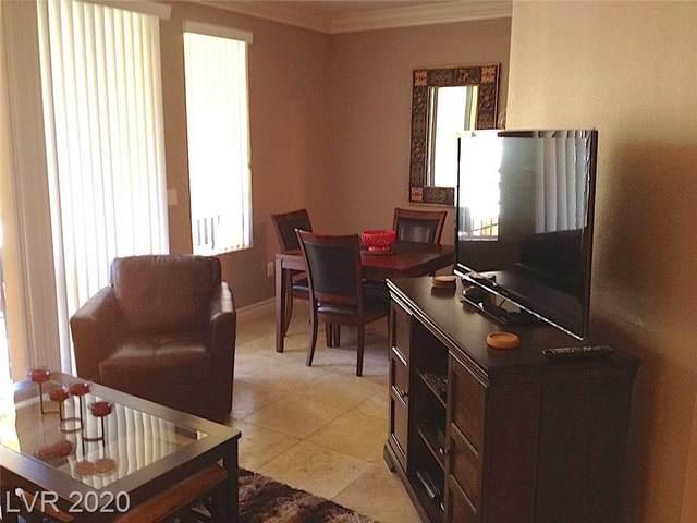 210 E Flamingo Road #208, Las Vegas, NV 89169 (MLS #2251077) :: Signature Real Estate Group