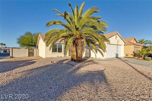 2318 Chipplegate Way, North Las Vegas, NV 89032 (MLS #2251105) :: Hebert Group   Realty One Group