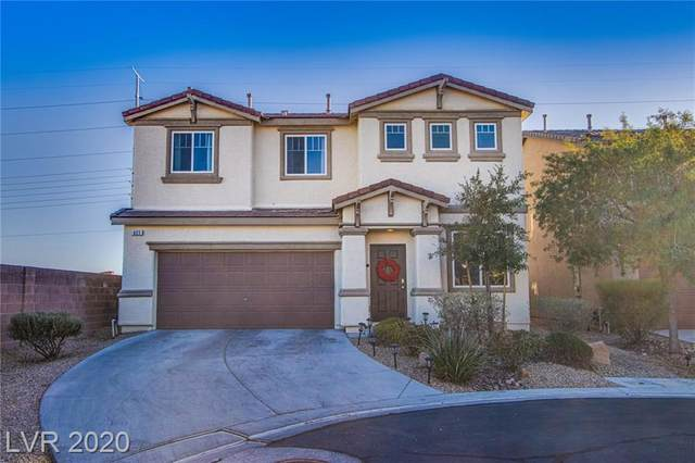 421 Pacific Moon Avenue, North Las Vegas, NV 89084 (MLS #2251107) :: The Lindstrom Group