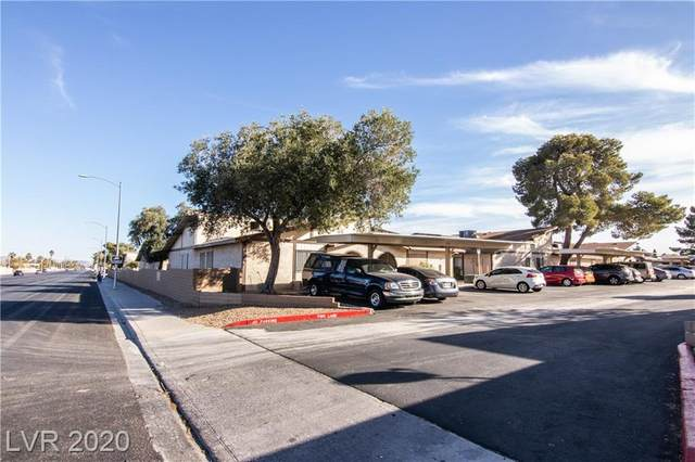 5729 Smoke Ranch Road A, Las Vegas, NV 89108 (MLS #2251132) :: Hebert Group   Realty One Group
