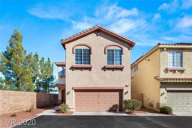 5916 Rampolla Drive, Las Vegas, NV 89141 (MLS #2251142) :: The Lindstrom Group