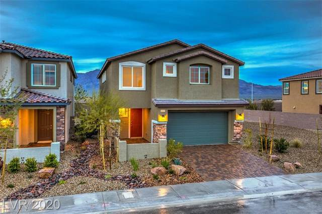 4444 Stardusk Falls Avenue Lot 200, North Las Vegas, NV 89084 (MLS #2251151) :: The Lindstrom Group