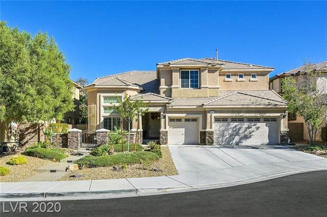 532 Mia Isabella Court, Henderson, NV 89052 (MLS #2251196) :: Hebert Group | Realty One Group