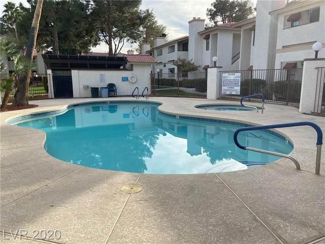 6685 Tropicana Avenue #101, Las Vegas, NV 89103 (MLS #2251250) :: The Mark Wiley Group | Keller Williams Realty SW