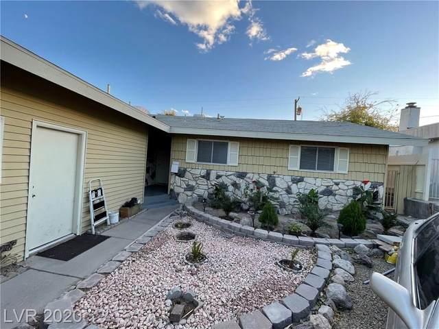 1819 Renada Circle, North Las Vegas, NV 89030 (MLS #2251253) :: Jeffrey Sabel