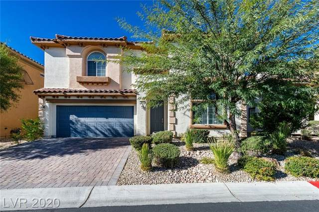 9811 High Alpine Street, Las Vegas, NV 89178 (MLS #2251254) :: Signature Real Estate Group