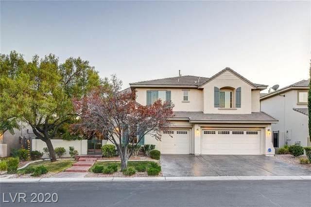 10293 Garden Glen Lane, Las Vegas, NV 89135 (MLS #2251267) :: Hebert Group   Realty One Group