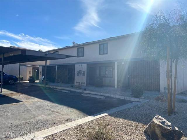 3528 Rio Robles Drive B, North Las Vegas, NV 89030 (MLS #2251351) :: The Shear Team