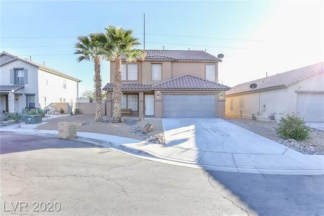3177 Mclennan Avenue, North Las Vegas, NV 89081 (MLS #2251384) :: Jeffrey Sabel