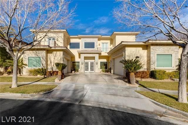 9328 Tournament Canyon Drive, Las Vegas, NV 89144 (MLS #2251387) :: The Perna Group