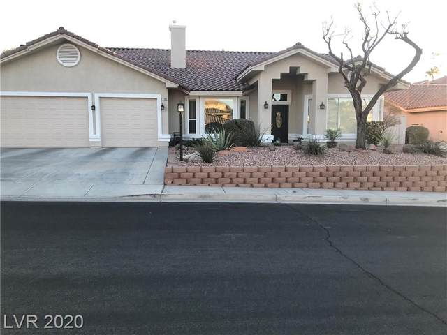 1108 Whistle Court, Henderson, NV 89011 (MLS #2251403) :: Hebert Group | Realty One Group