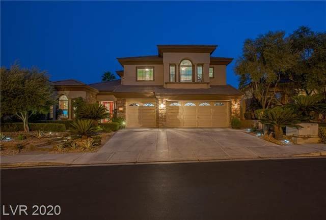 10715 Hobbiton Avenue, Las Vegas, NV 89135 (MLS #2251448) :: The Mark Wiley Group | Keller Williams Realty SW
