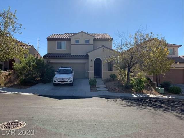 2681 Strichen Avenue, Henderson, NV 89044 (MLS #2251493) :: Vestuto Realty Group