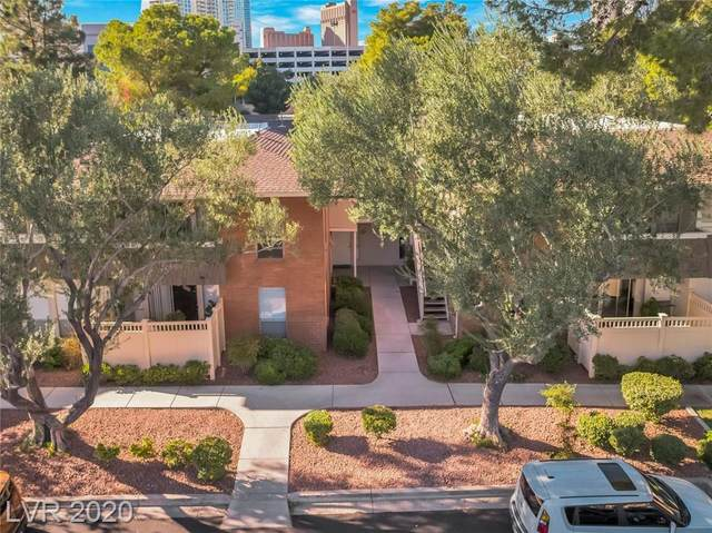 2807 Geary Place #2508, Las Vegas, NV 89109 (MLS #2251512) :: The Shear Team