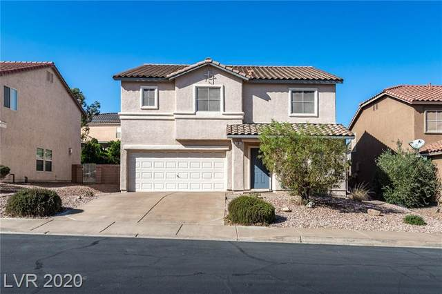 191 White Butte Street, Henderson, NV 89012 (MLS #2251514) :: The Perna Group