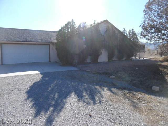1151 E Fremont Street, Pahrump, NV 89048 (MLS #2251519) :: The Perna Group