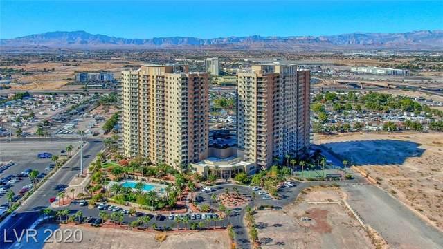 8255 Las Vegas Boulevard #1020, Las Vegas, NV 89123 (MLS #2251521) :: Jeffrey Sabel