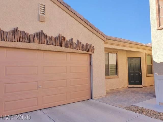 529 Coastal Dreams Avenue, North Las Vegas, NV 89031 (MLS #2251542) :: Hebert Group | Realty One Group