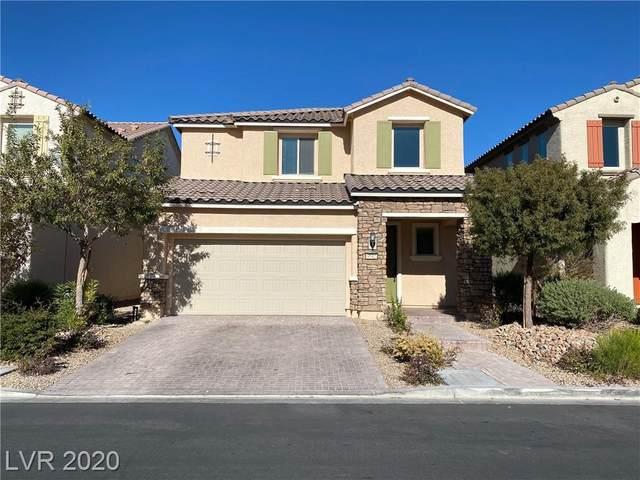 9542 Belmont Bay Avenue, Las Vegas, NV 89148 (MLS #2251603) :: Jeffrey Sabel