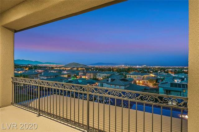 40 Olympia Chase Drive, Las Vegas, NV 89141 (MLS #2251611) :: Vestuto Realty Group