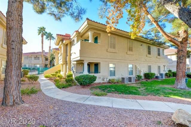 371 Manti Place #371, Henderson, NV 89014 (MLS #2251626) :: Jeffrey Sabel