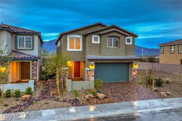 4428 Stardusk Falls Avenue Lot 196, North Las Vegas, NV 89084 (MLS #2251715) :: The Lindstrom Group