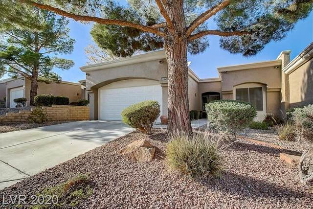 2701 Breakers Creek Drive, Las Vegas, NV 89134 (MLS #2251749) :: The Shear Team