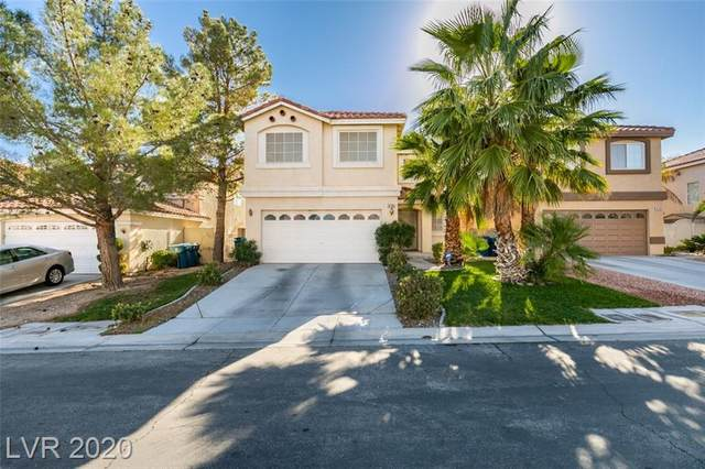 9735 Granite Gorge Court, Las Vegas, NV 89148 (MLS #2251757) :: Billy OKeefe | Berkshire Hathaway HomeServices