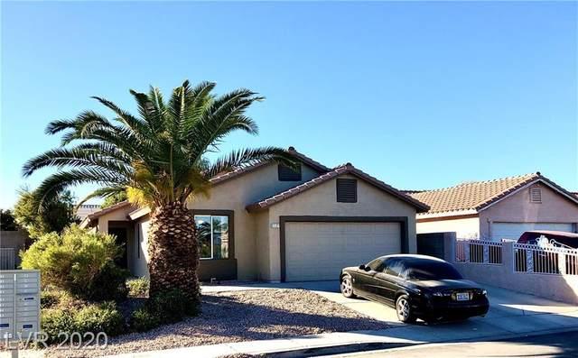 2121 Windhurst Street, North Las Vegas, NV 89032 (MLS #2251766) :: Hebert Group | Realty One Group