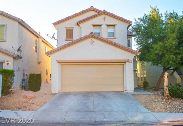 6671 Wind Whisper Street, Las Vegas, NV 89148 (MLS #2251822) :: Billy OKeefe   Berkshire Hathaway HomeServices