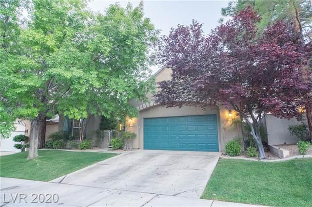 9809 Miss Peach Avenue, Las Vegas, NV 89145 (MLS #2251843) :: Hebert Group | Realty One Group