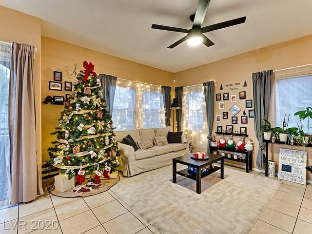 3850 Juno Beach Street #104, Las Vegas, NV 89129 (MLS #2251856) :: Jeffrey Sabel