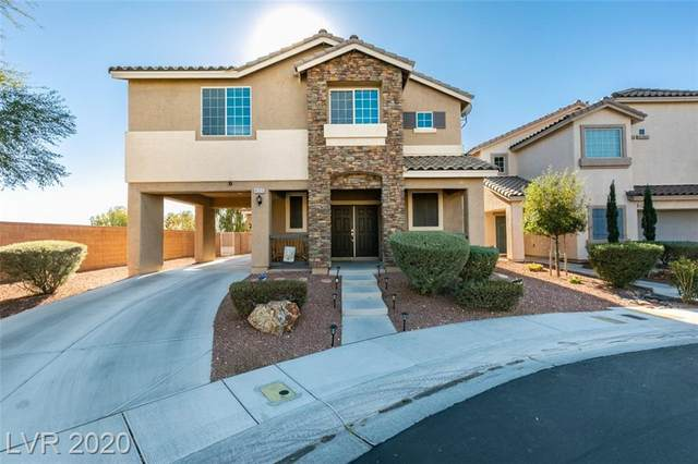 4325 French Landing Road, North Las Vegas, NV 89031 (MLS #2251859) :: Billy OKeefe | Berkshire Hathaway HomeServices